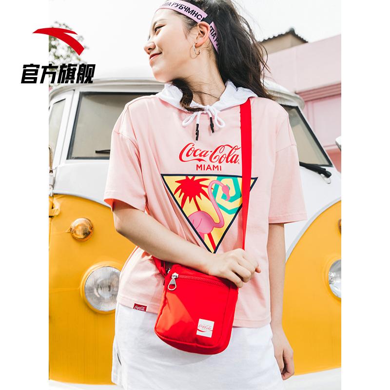 安踏(ANTA) ANTA/安踏 可口可乐联名斜挎包 89元