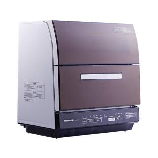 松下(Panasonic) NP-TR1TTCN 台上式洗碗机 魔影红 2180元