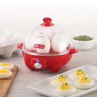 Dash 快速煮蛋器 最多容纳6个鸡蛋 多色可选