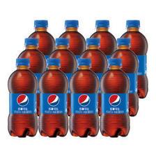 百事可乐 Pepsi 汽水碳酸饮料 300ml*12瓶 整箱装 16.9元