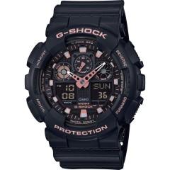 【中亚Prime会员】Casio 卡西欧 G-SHOCK GA-100GBX 男款时尚运动腕表