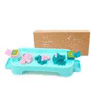 懷樂 青蛙吃豆玩具 雙人版 16顆珠子 17.8元包郵'