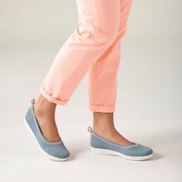 Clarks 其乐 Ayla Paige 女士休闲网面懒人一脚套单鞋 多色 5.6折 直邮中国 ¥263.61