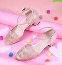 ¥59 富贵鸟清仓女凉鞋
