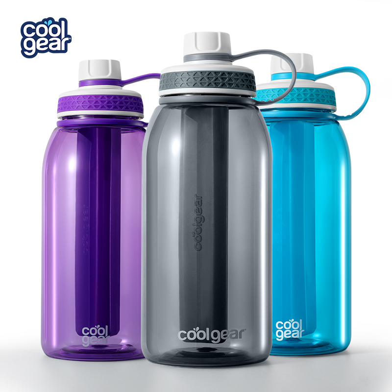 coolgear Tritan运动水杯 冷凝杯 936ml/1404ml *2件 59元(需用券,合29.5元/件)