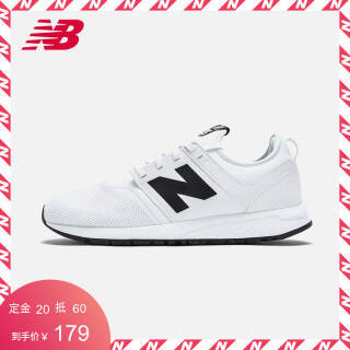 New Balance 247系列 MRL247WB 中性款休闲运动鞋 *3件 377元(需用券,合125.67元/件)