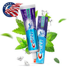 Crest 佳洁士 3D炫白牙膏 *2件 13.9元(合6.95元/件)