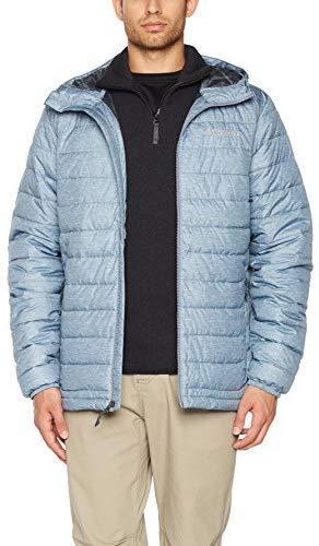 ¥378.36 S码,Columbia 哥伦比亚 Powder Lite® 男士热反射防水保暖夹克