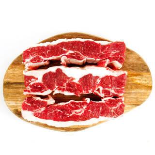 卓宸 澳洲AMH草饲牛腩 1000g/袋 进口生鲜牛肉 红烧炖煮 *4件 191.2元(合47.8元/件)