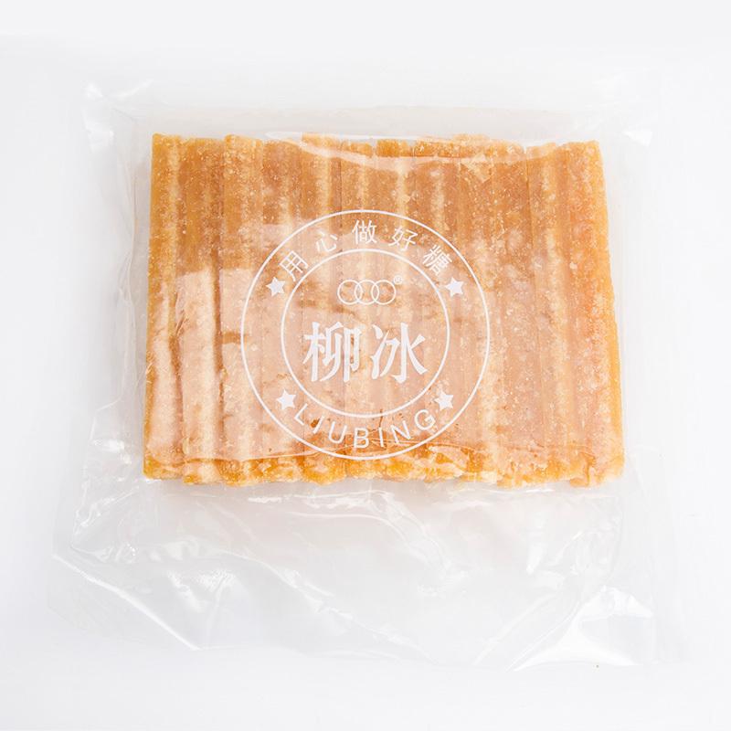 柳冰 6斤广西甘蔗冰片糖水果酵素用糖红片糖黄糖块片糖老红糖散装 27.8元