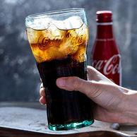 可口可乐正版授权,2只 Libbey 利比 无铅 玻璃杯495ml 券后20元包邮