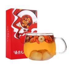 拍2件 桂圆红枣枸杞茶2盒 ¥10