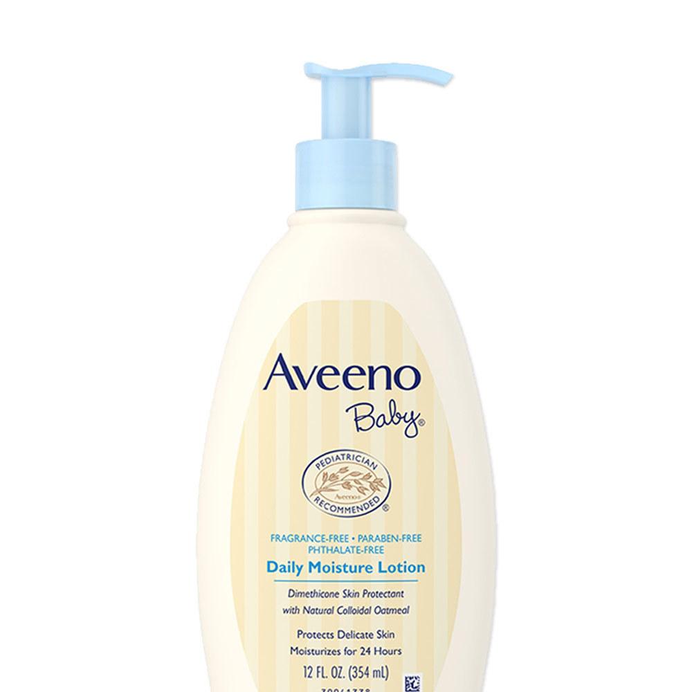 美国Aveeno艾惟诺进口婴儿燕麦保湿润肤乳护肤面霜354ml 65元