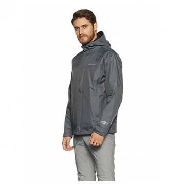 限L码,Columbia 哥伦比亚 Watertight II 男士防雨夹克 1.6折 直邮中国 ¥260.17