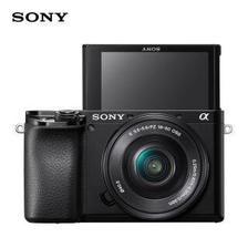 索尼(SONY)Alpha 6100L APS-C画幅微单数码相机 标准镜头套装 5499元