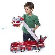 $35.99(原价$59.99) 节日礼物好选择PAW Patrol 带云梯儿童消防车玩具,近史低价'