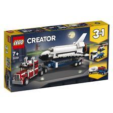 再补货: LEGO 乐高 Creator 创意系列 31091 航天飞 116元包邮