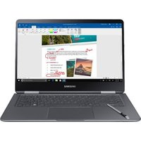 "$1049.99Samsung Notebook 9 Pro 15"" 触控变形本 (i7-8550U,16GB,256GB SSD)"