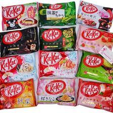 3755日元好价!【日本限定版】雀巢KitKat 奇巧巧克力 8种口味*12枚 额外5折,