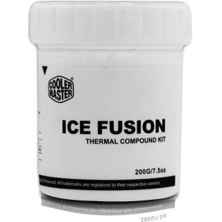 酷冷至尊(COOLERMASTER) ICE FUSION 酷妈凉膏 散热硅脂(200G) 69.9元