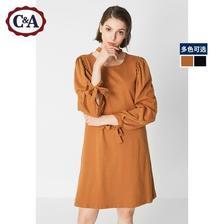 ¥79 C&A CA200197349 女士泡泡休闲连衣裙