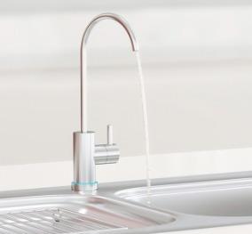 ¥1099 小米 MR424-A 厨下式 反渗透RO净水器