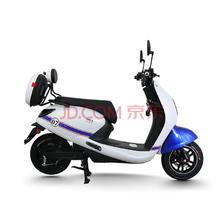 ¥3059 小刀电动车 2019新款60V龟王1200W电摩电机成 人电瓶车电动摩托车 XD1200DT
