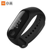 小米(MI)小米手环3代NFC版(黑色) 智能运动|心率监测 NFC公交地铁移动支