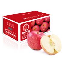 京东商城 京觅 烟台红富士苹果 一级铂金大果 5kg*2件+猕猴桃1.9kg*2件 199.8元包邮(合69.98元/件)