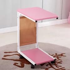 ¥91 TIMI 天米 现代简约沙发边几 移动边柜 懒人桌