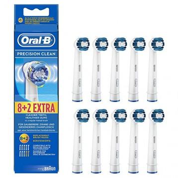 Oral-B 欧乐B EB20-4 电动牙刷头 10支 7折 直邮中国 ¥168.11