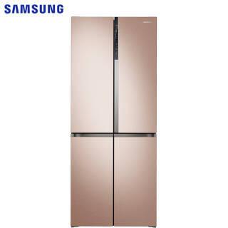 三星(SAMSUNG) RF50NCAH0FE/SC 十字对开门冰箱 524L 5599元
