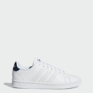折合166.55元 Adidas Advantage男士小白鞋