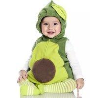 包邮+罕见无门槛7.5折 Carter's 儿童超萌万圣节装扮服饰低至3折热卖