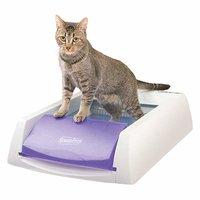 $97.99(原价$139.95)PetSafe 智能猫砂盆 告别