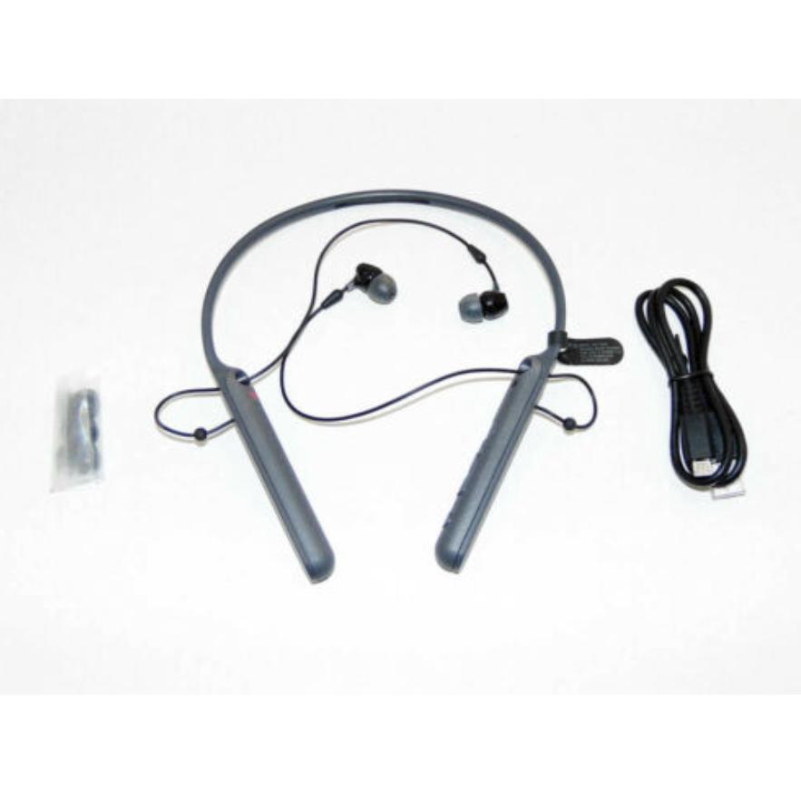 3件!SONY 索尼 WI-C400 无线立体声耳机 New other 64.82美元约¥448(亚马逊海外购353.6元不含税不包邮/件) 买手党-买手聚集的地方