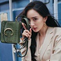 杨幂封面同款¥8000+ 包税免邮中国 Chloe 美包立享7.8折,Faye ¥4000+,Drew ¥8000+