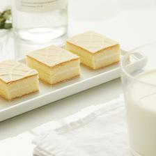 11日0点、双11预告: 麦乐够 雪酪蛋糕 牛奶味 150g *16件 99元包邮包税