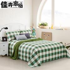 佳卉 纯棉老粗布床单(全尺寸) 39.8元包邮