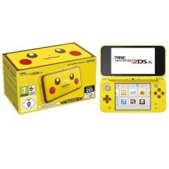 【中亚Prime会员】Nintendo 任天堂 New 2DS XL 皮卡丘限定版