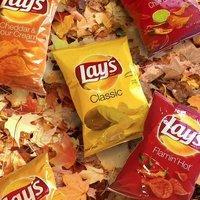 $9.8起 经典口味薯片一包$0.28 Frito Lay 品牌薯片洋葱圈等零食热卖