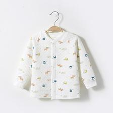 17日10点:棉力屋 宝宝纯棉加厚上衣 *3件 36.9元包邮(前3000件,合12.3元/件)