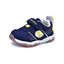 ginoble 基诺浦 儿童软底透气机能学步鞋 *4件 322.56元(合80.64元/件)