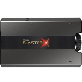 创新(Creative)Sound BlasterX G6外置专业游戏声卡DAC7.1声道/创新G6 PC/PS4/Xbox/SWITCH高端吃鸡声卡 979元