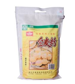再降:风筝 全麦中筋小麦面粉 5kg *9件 95.37元(合10.6元/件)