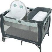 $69.99 Graco Pack 'N Play 婴儿游戏床 带尿布台和摇摇椅'