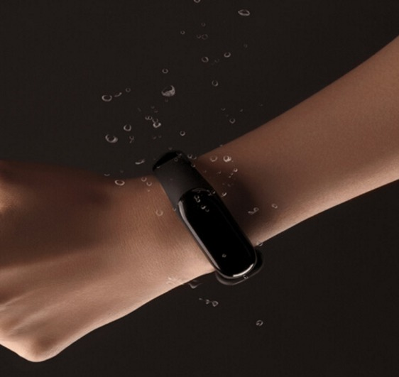 ¥149 小米手环3 NFC版 心率监测