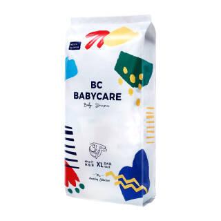 BabyCare 艺术大师系列 婴儿纸尿裤 XL4片 7.41元