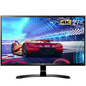 14点开始: LG 27UD58-B 27英寸 IPS显示器(3840×2160、FreeSync、72%NTSC) 1699元包邮