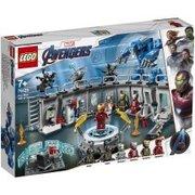折合352.8元 LEGO 乐高 超级英雄系列 钢铁侠机甲陈列室 76125'